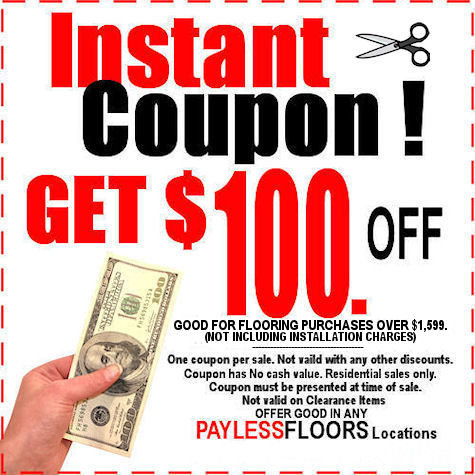 Coupons At Payless Flooring Stores North Attleboro