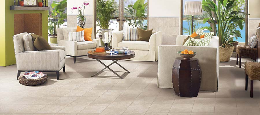 Ceramic tile flooring in North Attleboro Walpole MA
