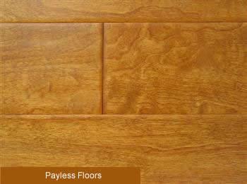 Blue Sandals Payless Flooring